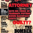 """Boston Bombing Attorney: Video of Tsarnaev Setting Down Backpack """"Does Not Exist"""""""