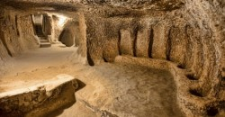Massive 5,000-Year-Old Underground City Discovered Beneath Turkey. You Have To See This!