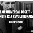 10 George Orwell Quotes That Perfectly Predicted Life In Modern America