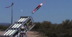 U.S. Navy is Developing a Cannon that can Launch 30 Drones in Under a Minute