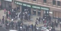 Baltimore Riots Continue
