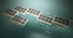 This Floating Solar Powered Farm Could Provide Nearly 10,000 Tons Of Food Per Year!