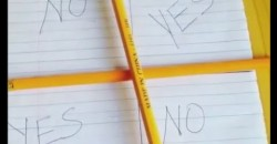 Charlie Charlie Challenge FAILS