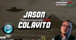 The Rundown Live #492 Jason Colavito (Ancient Aliens,History,Giants)