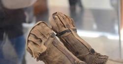 Walk Like An Egyptian… Scientists Preserve Modern Human Leg using Ancient Egyptian Methods