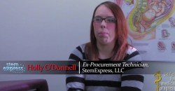 Third Video Released: Technician Hired to Dissect Dead Fetuses, and Sell the Parts