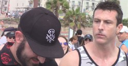 """No Hats Allowed"" on California Beach – Hillarious ""No Hat Zone"" Prank"