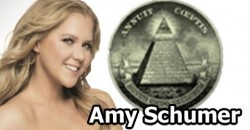 Amy Schumer New Illuminati High Priestess
