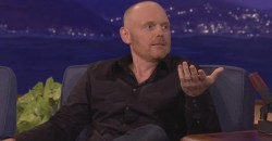 Comedian Bill Burr Exposes Bilderberg Group and Illuminati on Conan
