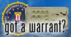 Victory! DOJ Forces Feds to Obtain Warrants to Spy on Cellphones with Stingray Surveillance