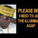 I Need to JOIN the ILLUMINATI to Help My Career ASAP – Singer Pleads!