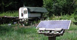 'Camping' on Your Own Land is Now Illegal — Govt Waging War on Off-Grid Living