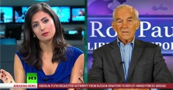 "Ron Paul: Presidential Election Is Entertainment ""Orchestrated by Major Media"""
