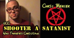 UCC Gunman WAS A SATANIST – Wanted DEVIL to Welcome Him to HELL – Chris Harper Mercer – EXPOSED!