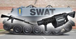 DoD Orders Police Nationwide to Give Back Grenade Launchers, Bayonets, & Tanks