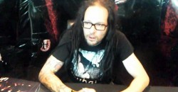 "Korn Frontman Jonathan Davis on 2016 Candidates, ""They all suck"" Except ""Rand Paul"""