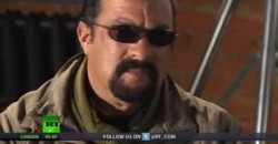 "Steven Seagal Thinks Many Mass Shootings Are ""Engineered"" by the Government"