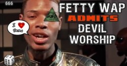 "Fetty Wap Admits ""I'm a Devil Worshiper"""