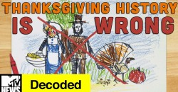 Everything You Know About Thanksgiving Is Wrong [Watch]