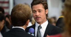 Brad Pitt Just Said that He Wants the Criminal Bankers to Pay