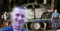 Second Cop in Weeks to be Found Dead After Faking an Attack on Himself