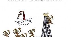 The Famous Social Experiment: 5 Monkeys and a Ladder