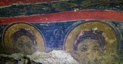 Archaeologists uncover underground church with scenes of the damned in Turkey
