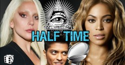 Halftime Show – ILLUMINATI ENSEMBLE – Feat. Beyonce, Bruno Mars & More at Super Bowl 50