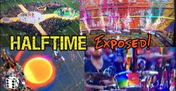 Halftime Show GAY PRIDE PROPAGANDA Exposed – Typical Illuminati Fashion at Super Bowl 50