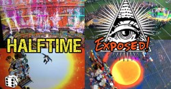 Illuminati Halftime Show – Super Bowl 50 Symbolism, Secrets, and Analysis #SB50 #Halftime