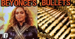 Beyonce Wore BULLETS on Her Costume for Halftime Show Looking Like Black Power Militant