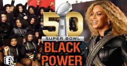 Beyoncé Halftime Show BLACK POWER Racist Rally & Call to Arms for BLACK LIVES MATTER RADICALS