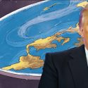 Idiots Believe Donald Trump Claims The Earth is Flat After Being Duped by Joke Article Online