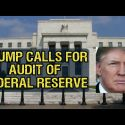 Donald Trump: Audit the Federal Reserve