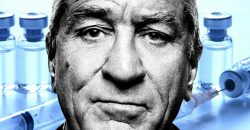 Robert De Niro to Produce Documentary Exposing Corruption Within the Vaccine Industry