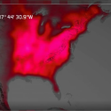 Strange Force Sweeps Over North America