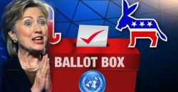 UN To Oversee U.S. Elections On Behalf Of Hillary Clinton