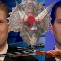 Trump's Sons Kill a Triceratops on Hunting Safari