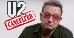 U2 Cancels New Album Because Trump Won Election