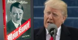 """Trump Using Mein Kampf as Playbook – Claims """"World Expert on Hitler"""""""