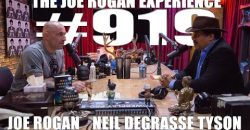 Joe Rogan Experience #919 – Neil deGrasse Tyson