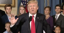 Trump Gives Update on New Healthcare Bill – May Be Last Chance to Fix Obamacare