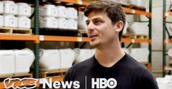 This Tech-food Startup Is Being Accused Of Buying It's Own Products (HBO)