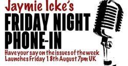 Jaymie Icke's Friday Night Show – Richie Allen Show