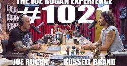 Joe Rogan Experience #1021 - Russell Brand