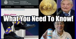 Sherman's Murdered, Soros/Bitcoin/Trudeau Rubber Duck Conspiracy & Privacy Commissioner's Epic Fail