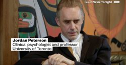 Jordan Peterson Is Canada's Most Infamous Intellectual (HBO)