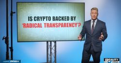 """Reality Check: Is Crypto Backed by """"Radical Transparency""""?"""