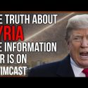 The Truth About Syria: The Information War is in Full Swing