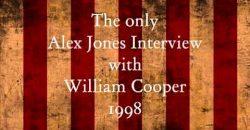William Cooper on the Alex Jones Show 1998